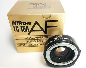 NIKON-TELECONVERTER-TC-16A-AF