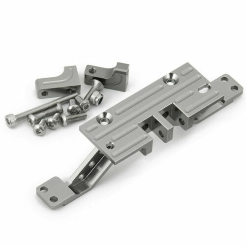 Metal 4 Link Rod Axle Mount Adapter For RC 1:10 Axial SCX10 Front /& Rear Axle