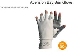 Glacier-Sun-Glove-Ascension-Bay-Model-007GP-Polyurethane-Palm-Choice-of-Size