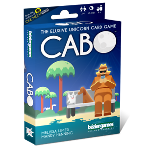 CABO-2nd-Edition-The-Elusive-Unicorn-Card-Game-Bezier-Games-BEZ-CABO-Family