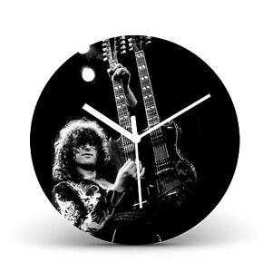 image is loading led zeppelin 12 034 lp vinyl record clock - Led Zeppelin Christmas