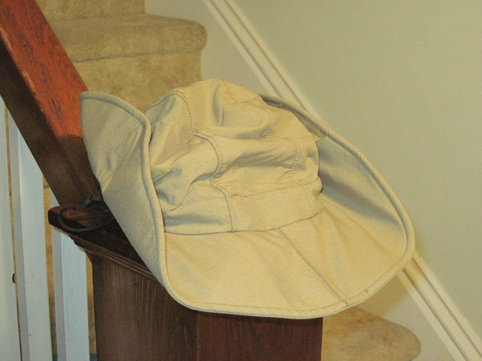 X-10 Safari veste & Hat, hommes Taille 46