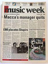 MUSIC WEEK MAGAZINE  24  JULY 1993  EASTENDER MICHELLE GAYLE      LS
