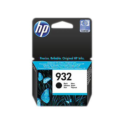 Original HP Tintenpatrone schwarz CN057AE 932