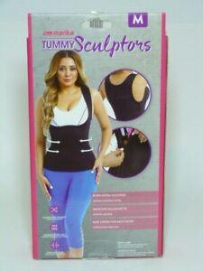 NEW* Marika Tummy Sculptors neoprene top: burn fat, lose weight