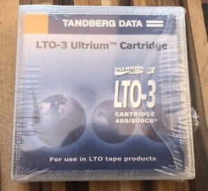 LTO-Ultrium-3-Catrdige-400-800-GB-Tandberg-NEU-OVP