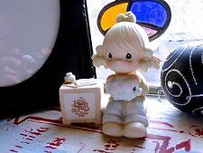 1984 momentos preciosos estatuilla e 0404-Estatuilla De Porcelana Biscuit