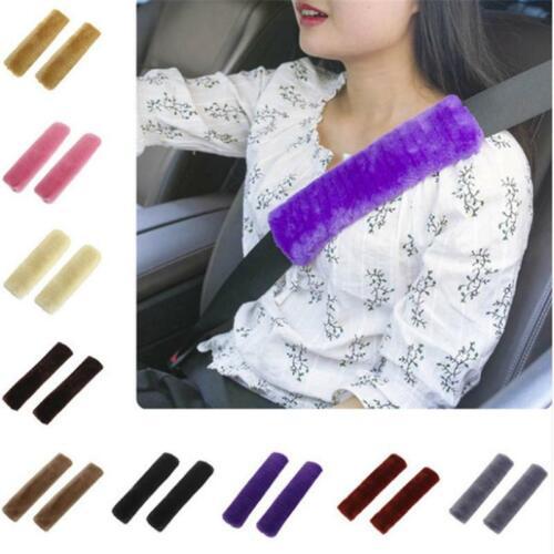 Comfortable Driving Seat Belt Vehicle  Car Seatbelt Shoulder Pad Strap AS