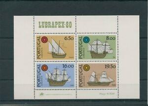 Portugal-1980-Mi-Block-31-Mint-MNH-More-Shop