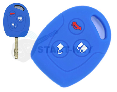 Ford Key Cover B C Max Focus Ranger Tourneo Transit Connect Galaxy 8Farben