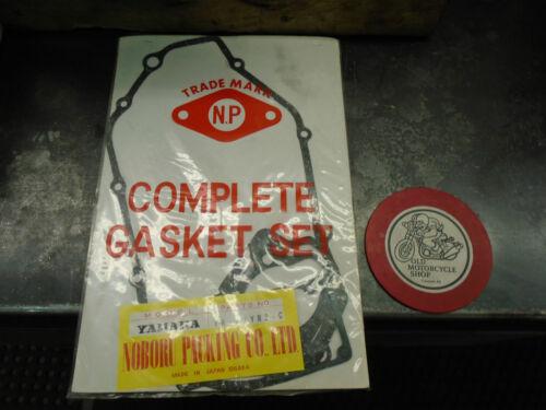 YAMAHA  YR-3// YR3-C  GASKET SET     N.O.S.