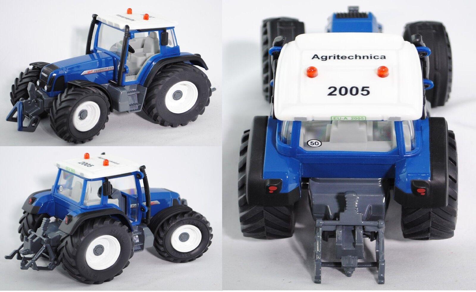 varios tamaños Siku Farmer 2965 Fendt favorito 712 712 712 vario agritechnica 2005 1 32 colección  40% de descuento