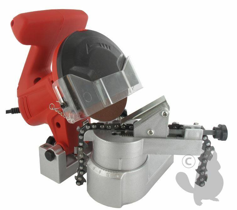 OZAKI 230V MINI COMPACT CHAINSAW CHAIN SHARPENER 9309331