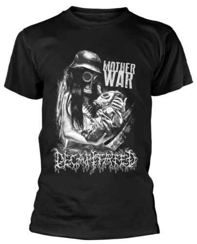 Decapitated /'Mother War/' T-Shirt NEW /& OFFICIAL!