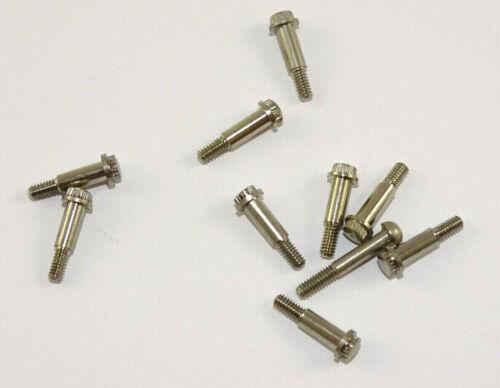 10 piezas Pocher 1:8 tornillos k71 Alfa Romeo 8c 2300 monza 1931 nº 71134 t19