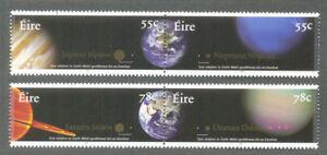 Irlande-les Planètes Espace-neuf Sans Charnière Set 2007 (1842-5)-afficher Le Titre D'origine La Qualité D'Abord