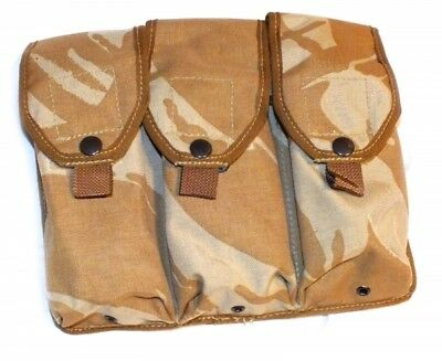 Accessories Brit Sporting Goods Ddpm Desert 3er Munitionstasche Triple Ammo Pouch Uk Army Mtp Osprey Exquisite Traditional Embroidery Art