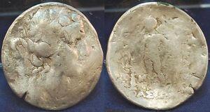 Danubische Celta Grecia Tetradracma De Thasos (10) Parte Trasera Herkules