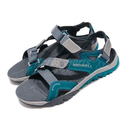 Accurato Merrell Tetrex Crest Strap Ocean Depth Blue Grey Men Sports Sandals Shoes J48671 Ad Ogni Costo