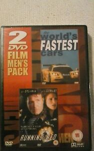 The Worlds Fastest Cars  Running Red 2 x film pack Brand new still sealed - harwich, Essex, United Kingdom - The Worlds Fastest Cars  Running Red 2 x film pack Brand new still sealed - harwich, Essex, United Kingdom