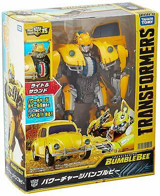 Tv, Movie & Video Games Takara Tomy Transformers Power Charge Bumblebee New From Japan F/s Reliable Performance Toys & Hobbies