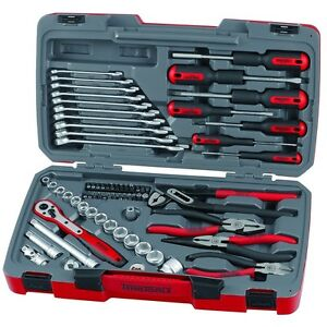 dacb8c68bc0 TENG TOOLS 3 8 DRIVE SOCKET SET BITS RATCHET SPANNERS EXTENSIONS ...