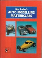Osprey Mat Irvine's Auto Modelling Masterclass Plastic Kit Customizing Revell