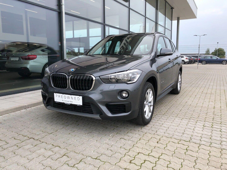 BMW X1 2,0 sDrive18d aut. 5d - 329.995 kr.