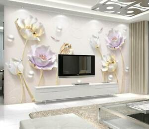Details about  /3D Art Tree N1478 Wallpaper Wall Mural Removable Self-adhesive Sticker Amy