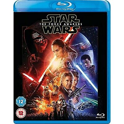 Star Wars Episode VII - The Force Awakens  [Blu-Ray]