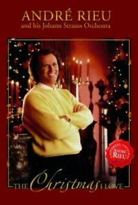 ANDRE-RIEU-The-Christmas-I-Love-DVD-CD-BRAND-NEW-NTSC-Region-ALL