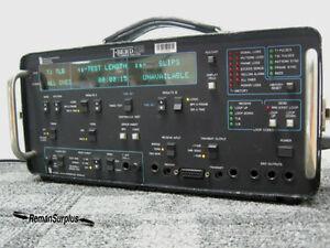 gently used ttc t berd 209 t carrier analyzer w model 30554 rh ebay com