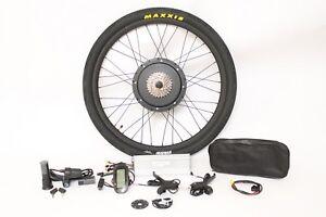 48V-1500W-26-Zoll-Hinterrad-E-Bike-ebike-Umbausatz-mit-Reifen-und-Schlauch-Neu
