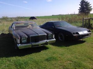 1978 Chrysler Cordoba LT