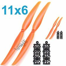 4pcs EP-1160 (11x6) RC Plane Airplane Electric Propeller, US TH001-03008