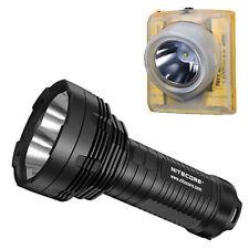 Nitecore TM16GT Flashlight -3600 Lumens w/Nitecore EH1 Headlamp