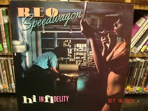 REO-Speedwagon-Hi-Infidelity-Vintage-LP-see-all-pictures