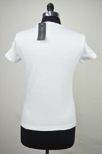 FCUK FRENCH CONNECTION NWT WOMENS WHITE FCUK IN LOS ANGELES T SHIRT SIZE MEDIUM