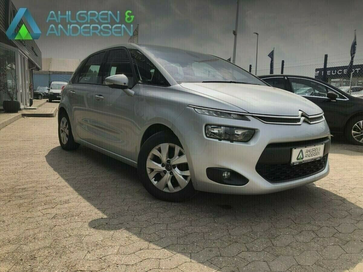 Citroën C4 Picasso 1,6 e-HDi 90 Seduction ETG6 5d