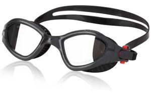 Speedo-FIT-MDR-2-4-Polarized-Fitness-Goggle-Elastomeric-Speedo-Black