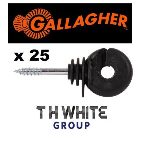 X25 SCEW in Anello Isolatori Recinzione Elettrica Scherma Gallagher (mm)