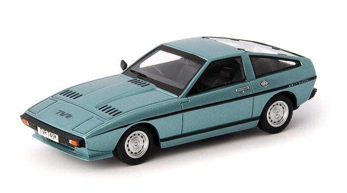 Tvr tasmin coup é  grüne  metallic  1980 (autocult 1 43   ac02010)