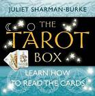 The Tarot Box: Learn How to Read the Cards by Juliet Sharman-Burke (Hardback, 2012)