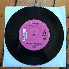 "Incredible Kidda Band - Fighting My Way Back 7"" uk power pop punk kbd vinyl 45 x"