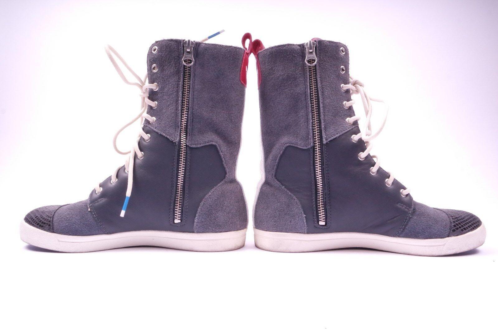 Adidas Originals botas botas con cierre de cremallera Retro Vintage señora  3