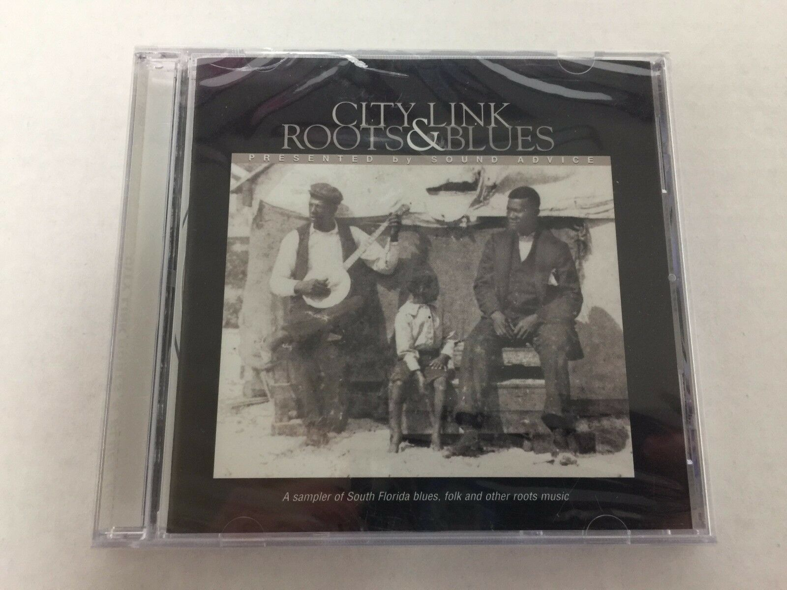 City Link Roots and Blues 1998 CD New Sealed
