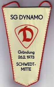 Wimpel  Schwedt/Oder SG DYNAMO