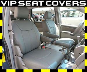 Image Is Loading Honda Odyssey Clazzio Leather Seat Covers