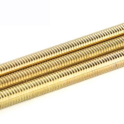 Gewindestangen DIN976 Messing Gewindestange Durchmesser M2~M20Länge 200~500mm