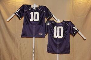 designer fashion 4c63f 7f6f2 Details about WASHINGTON HUSKIES Nike #10 FOOTBALL JERSEY Youth XL $46  retail NWT purple